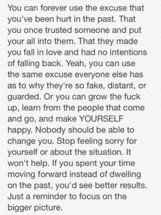 Some realness for YA