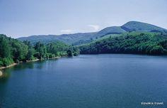 Slovakia, Ružín - Dam