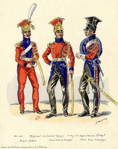 Waterloo 1815, French Revolution, Napoleonic Wars, Military Art, Princess Zelda, History, Soldiers, Peacock, Empire