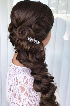 """Side Braided Hairstyles for Prom picture6"