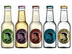 - Thomas Henry -   Bitter Lemon, Ginger Ale, Ginger Beer, Soda Water & Tonic Water