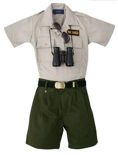 Children's Park Ranger Outfit (4)