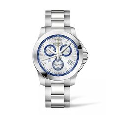 Longines - Conquest 1/100th St. Moritz   New watches   WorldTempus