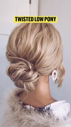 Up Hairstyles, Pretty Hairstyles, Easy Hairstyles For Long Hair, Wedding Hairstyles, Bridesmaid Hairstyles, Hairdos, Updos, Hair Up Styles, Medium Hair Styles