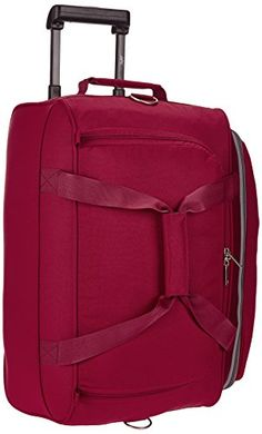 937ae273b49e Skybags Cardiff Polyester 52 cms Red Travel Duffle (DFTCA... Cardiff