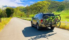 Stop leaving grease stains on your seats with the best bike racks on the market Best Bike Rack, Car Bike Rack, Car Racks, Grease Stains, Digital Trends, It Goes On, Cool Bikes, Mud, Antique Cars