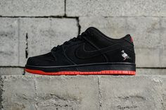 quality design 267cf 92076 Newest Nike Dunk Low Premium SB Black Noir Pigeon Brown 883232-008 Youth  Big Boys