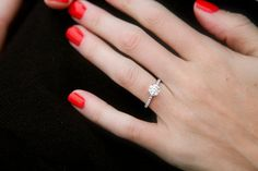 This is the perfect ring, Nothing too big or fancy (: