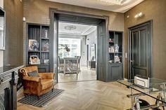 Что скрывается за красивыми фасадами домиков в Амстердаме | Пуфик - блог о дизайне интерьера