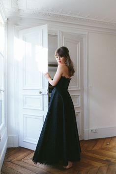 Black Dress Red Lips | Margo & Me