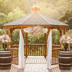 Backyard Gazebo Decor Ideas Wedding Weddings And Wedding Stuff