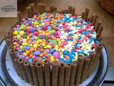Food Network Recipes, Cooking Recipes, Coffee Shop, Sprinkles, Sweets, Candy, Baking, Desserts, Children