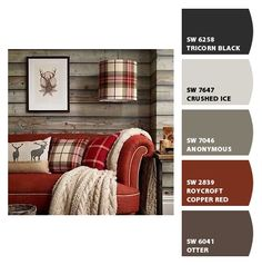 Paint colors from Chip It! by Sherwin-Williams. Chipcard by cassoviana.