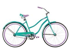 Huffy Bicycle Company Women's Good Vibrations Cruiser Bike, 26″/Large http://coolbike.us/product/huffy-bicycle-company-womens-good-vibrations-cruiser-bike-26large/