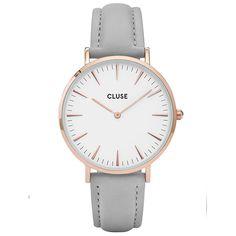 CLUSE-La-Bohème-Rose-Gold-White-Grey-Damenuhr