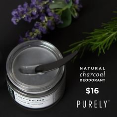 PURELY Natural Deodorants – PURELY LABS