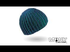 Mütze häkeln - Summerbeanie No.2 häkeln - YouTube