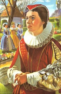 A Second Ladybird Book of Nursery Rhymes: Mary, Mary, Quite Contrary
