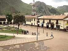 patrimonio: departamento de huancavelica