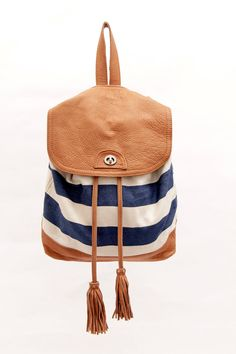 I friggen love this website. ---------------Belar Backpack & shoulder bag// Ready to ship  //. $165.00, via Etsy.