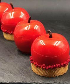 Pommes d'amour de Cédric Grolet
