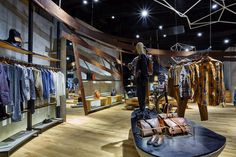 Both Boutique & Both Music by PRISM DESIGN, Shanghai – China » Retail Design Blog