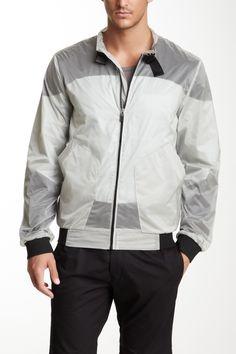 Adidas SLVR Colorblock Nylon Jacket  Jacket #ZipclosureMen #Outerwear