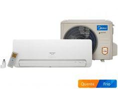 Ar-Condicionado Split Springer Midea 12.000 BTUs - Quente/Frio HW SPR INV12QF com Filtro