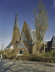 Gereformeerde kerk, Andijk 1930
