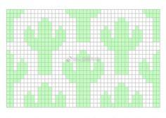 선인장 무늬 클러치 백/코바늘 뜨개 무료, 공개도안 : 네이버 블로그 Pixel Crochet, C2c Crochet, Crochet Cushions, Crochet Chart, Crochet Diagram, Crochet Stitches, Double Crochet, Crochet Mittens Free Pattern, Tapestry Crochet Patterns