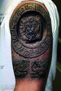 19 tatuagens com efeito 3d - Fottus : Fottus