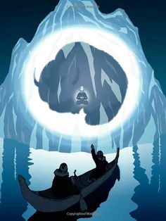 Avatar- o menino no iceberg