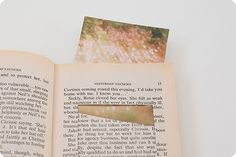 How to up cycle any book into a photo album! Might be a fun project using just the right type of book!