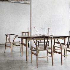 Rectangular Dining Tables - Scandinavian Design