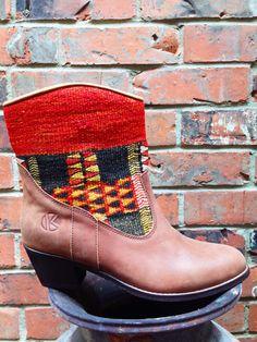   kiboots   'inez' ankle boot - size 40 {9}