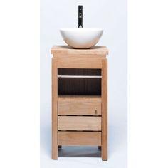 exemple meuble vasque lave main