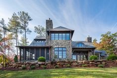 'Waterside Way residence.' Wright Design, architects & building designers, Greenville, SC.