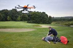 Wellthy - Defikopter: Drones can save lives