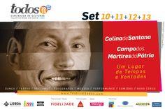 Está prestes a chegar a 7ª edição do Festival TODOS, um festival intercultural que se vai realizar em Lisboa, mais precisamente na zona da Colina de Santana e do Campo dos Mártires da Pátria, nos dias 10 a 13 de setembro. O Festival TODOS – Caminhada de Culturas promete trazer-te muita música, dança e cultura…