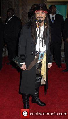 Pirate Captain Gordon!