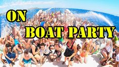 On boat Party