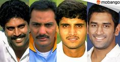Who is your greatest Captain of Indian Cricket team?? 1) Kapil Dev 2) Mohammad Azharuddin 3) Sourav Ganguly Official 4) Mahendra Singh Dhoni  Get the Best cricket games for absolutely free!! http://www.mobango.com/free-cricket-games/?track=Q1X2U514&sid=69&cid=1858294&frompage=search&type=special&track=Q148X1749