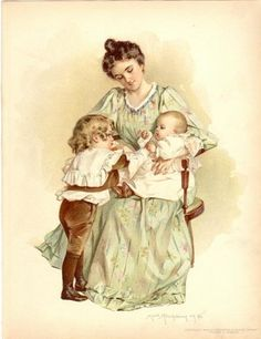 Peintures de - Maud  Humphrey