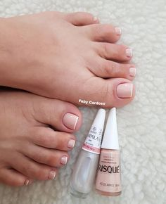 Serum Hyaluron Filler Concentrate da Eucerin, o preenchedor de rugas do momento 2 French Manicure Acrylic Nails, Manicure Y Pedicure, Nail Polish, Joy Nails, Beauty Nails, Perfect Nails, Gorgeous Nails, French Gel, Chic Nails