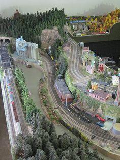 Model Train Layouts   by Rasch Studios                                                                                                                                                                                 More