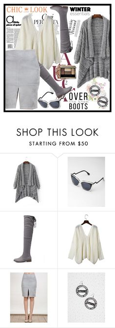"""""""chiclookcloset 20/19"""" by zehrica-kukic ❤ liked on Polyvore featuring Whiteley"""