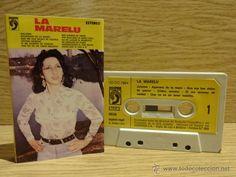 LA MARELU. MISMO TÍTULO. MC / DISCOPHON - 1976 / MUY BUENA CALIDAD.