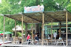 50 Undiscovered Places You'll Love in the South: Ski Shores Café