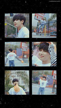 Hip Hop, Seventeen Wonwoo, Seventeen Wallpapers, Fandom, Boys Wallpaper, Meanie, Happy Pills, Mingyu, Surreal Art