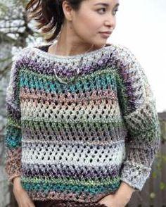 Ginga yarn from Noro   Knitting Fever & Euro Yarns
